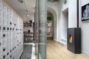 kominki w salonie galeria zdjęć