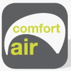 Sada pre teplovzdušný rozvod - MCZ Comfort Air pre Stripe Overnight