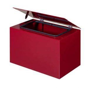 Dodatočný zásobník pre kotle Red Selecta 15/20/25 - 35 kg