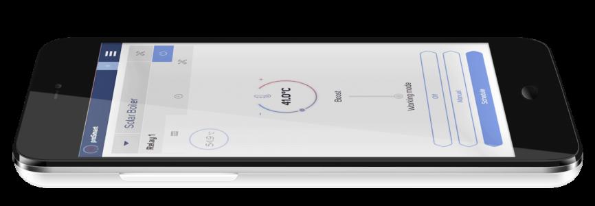 Bezdrôtový termostat PS Thermo s wifi