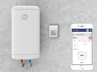 Bezdrôtový termostat BBoil s wifi